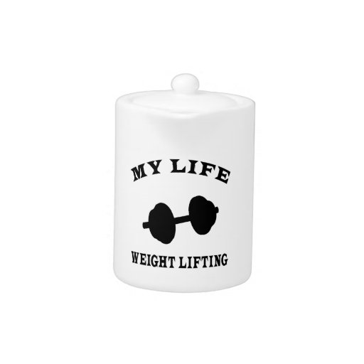 Levantamiento de pesas mi vida