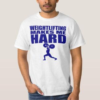 Levantamiento de pesas playeras