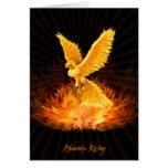 Levantamiento de Phoenix Felicitación