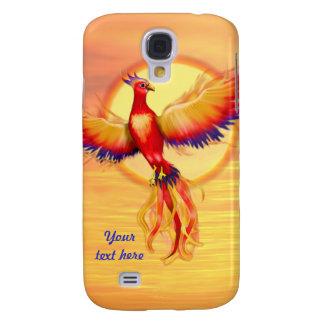 Levantamiento de Phoenix Funda Para Galaxy S4