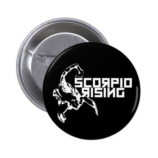 Levantamiento del escorpión pin