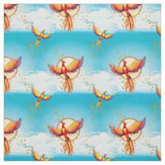 Levantamiento del pájaro de Phoenix Telas