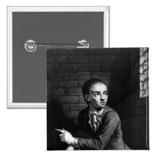 Levante a Sheppard, grabado por el blanco de Georg Pin