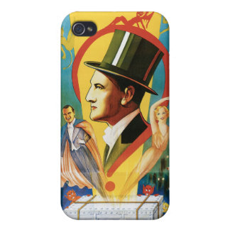 Levante ~ The Great Vintage Magic Act Cover For iPhone 4
