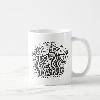 Levántese 1 taza clásica