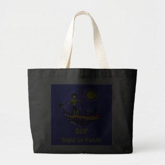 Levántese el diseño de la paleta bolsa
