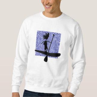 Levántese el diseño de la silueta de la paleta jersey