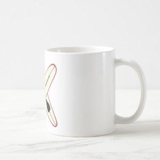 Levántese la paleta taza clásica