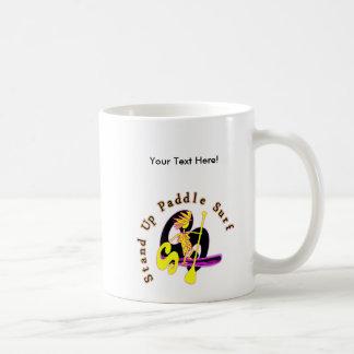 Levántese la resaca de la paleta taza