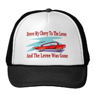 Levee Was Gone Trucker Hat