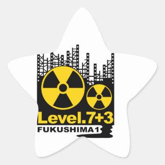 Level.10 Star Sticker