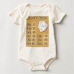 Level 1 Human Baby Bodysuit