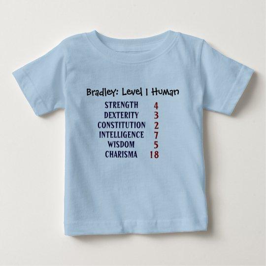 Level 1 Human Baby T-Shirt