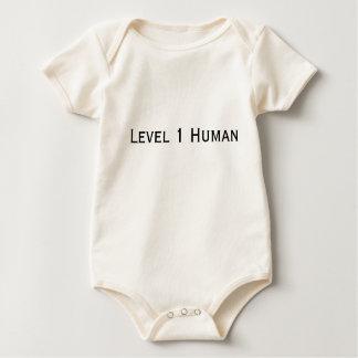 Level 1 Human Bodysuits
