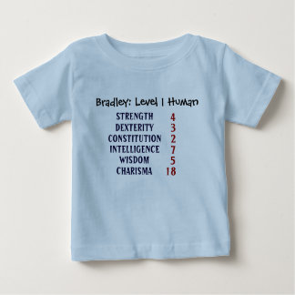 Level 1 Human Infant T-shirt