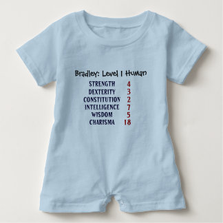 Level 1 Human Personalized Shirt
