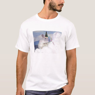 Level 33 Imperial Wizard Chinchilla Men's T-Shirt