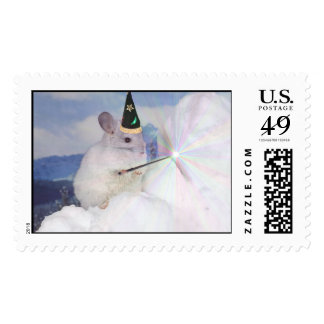 Level 33 Imperial Wizard Chinchilla Stamps