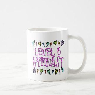 Level 6 Gymnast Coffee Mug