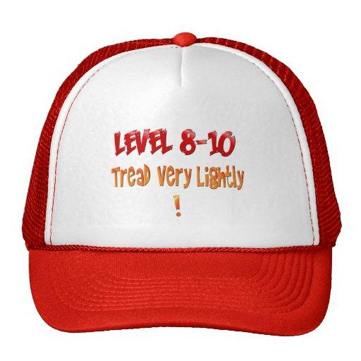 Level 8 - 10 pain levels Hat