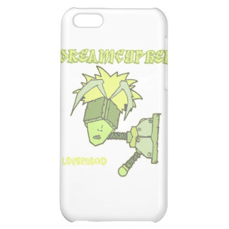 lEVEL hEAD Case For iPhone 5C