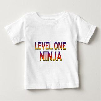 Level one ninja tees