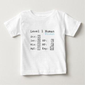 Level One Priest Shirts