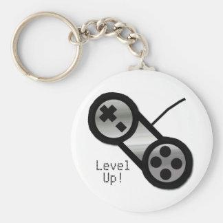 Level Up Keychain