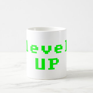 level up mug
