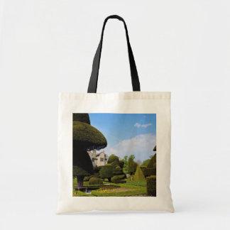 Levens Pasillo, jardín del topiary, Cumbria, Ingla Bolsa De Mano