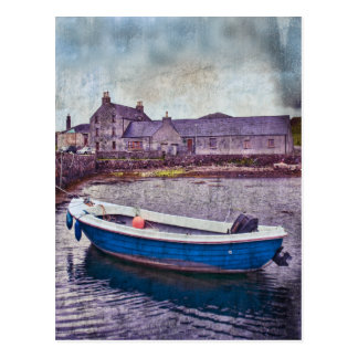 Leverburgh Outer Hebrides Postcard