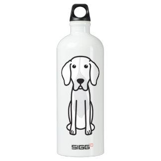 Levesque Dog Cartoon SIGG Traveler 1.0L Water Bottle