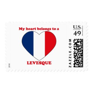 Levesque Postage Stamps