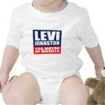 LEVI JOHNSTON FOR MAYOR OF WASILLA BABY BODYSUIT