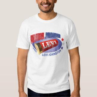 LEVI LIBRE - preso político Playeras