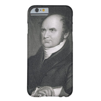 Levi Woodbury, engraved by Robert E. Whitechurch ( Barely There iPhone 6 Case
