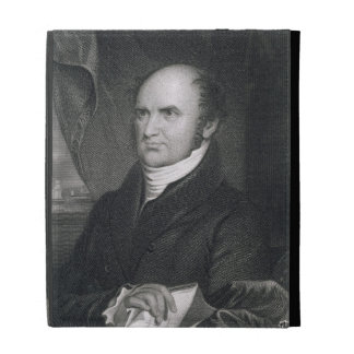 Levi Woodbury, engraved by Robert E. Whitechurch ( iPad Cases