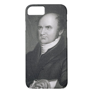 Levi Woodbury, engraved by Robert E. Whitechurch ( iPhone 8/7 Case