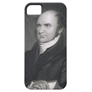 Levi Woodbury, engraved by Robert E. Whitechurch ( iPhone SE/5/5s Case