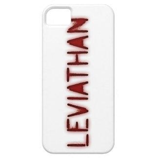 Leviatán iPhone 5 Funda
