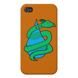 Leviatán iPhone 4/4S Carcasa