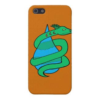 Leviatán iPhone 5 Protectores