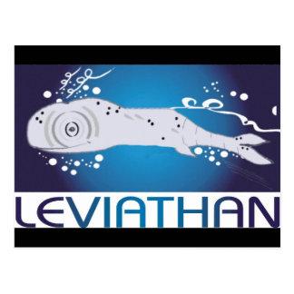 Leviatán Tarjeta Postal