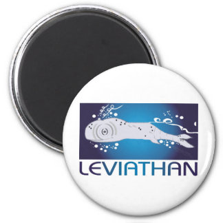 Leviathan 2 Inch Round Magnet