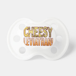 Leviathan Blue Cheesy Pacifier