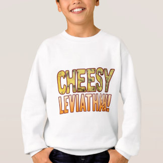 Leviathan Blue Cheesy Sweatshirt