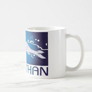 Leviathan Classic White Coffee Mug