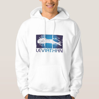 Leviathan Hooded Pullover