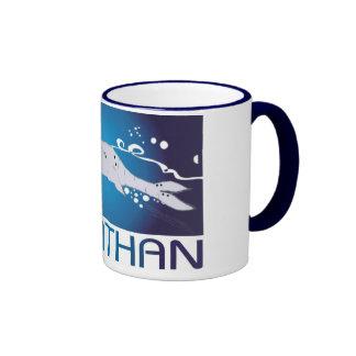 Leviathan Ringer Coffee Mug
