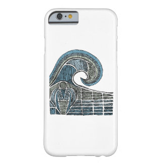 Leviathan Sketch - Color Barely There iPhone 6 Case